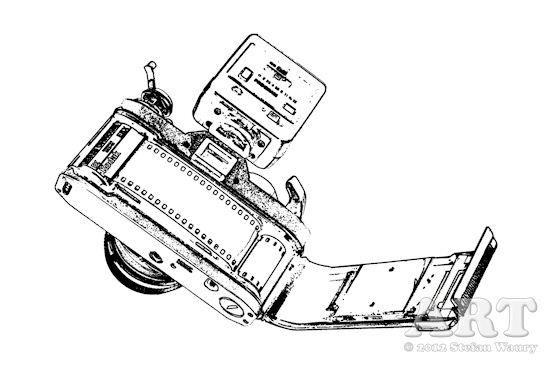 ... Fotoapparate gibt es schon lange, nur was man damit anstellt unterscheidet sich mit dem Umgang dessen...