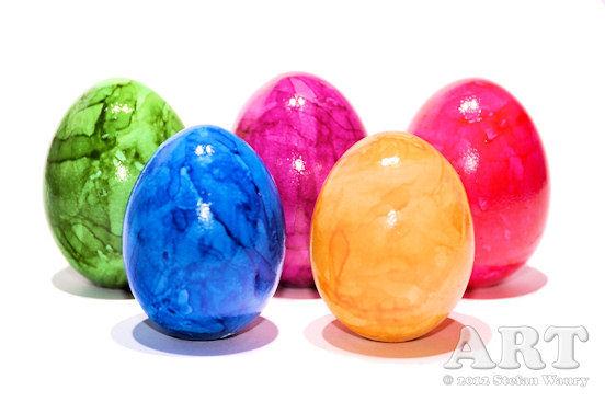 ...ein Ei von denen wird gesucht...